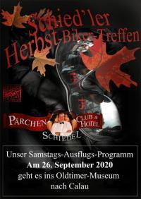 SCHIED'LER  Herbst-Biker-Treffen