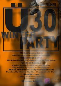 Ü30-WINTER-PARTY