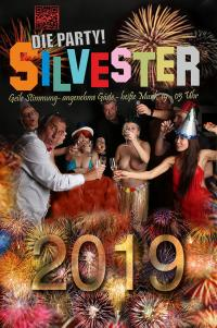 GROSSE SILVESTER-PARTY
