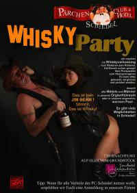WHISKY PARTY