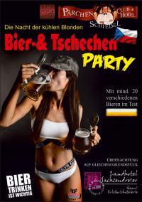 BIER- & TSCHECHEN PARTY