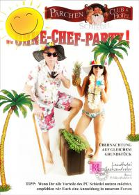 die OHNE CHEF PARTY