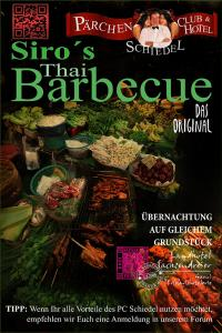 Sonntags-Barbecue zum Ausklang
