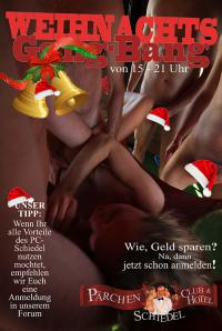 WEIHNACHTS-GANGBANG