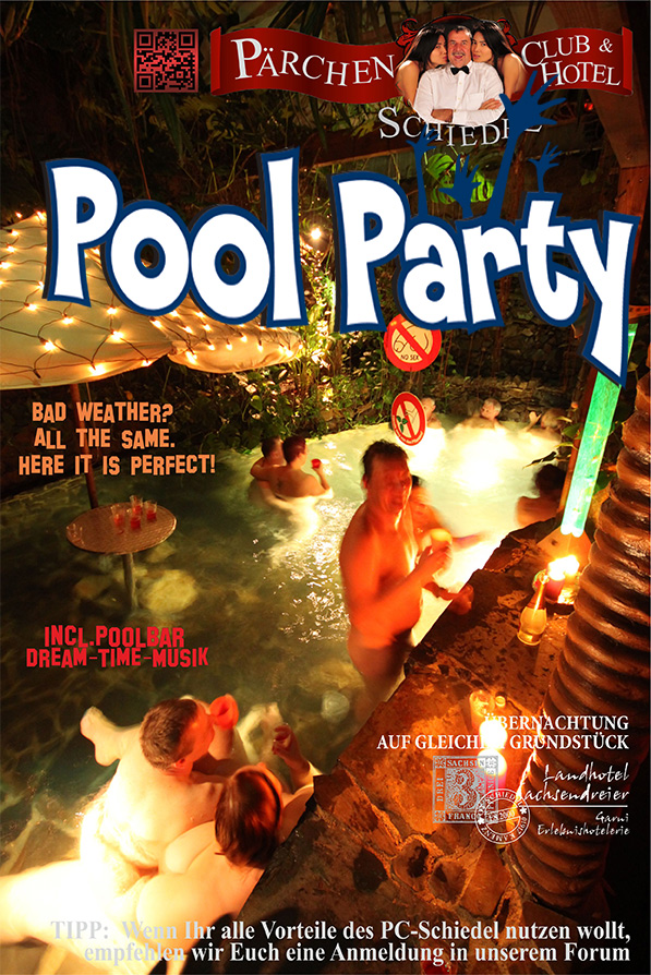 WEB O 32 C Pool Party incl Dream Time Musik 11 2015