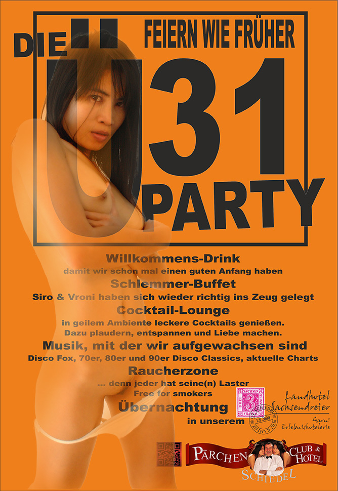 WEB O 31 Party 2017 mit Siro