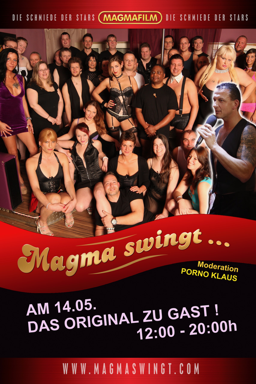 flyer MAGMA swingt